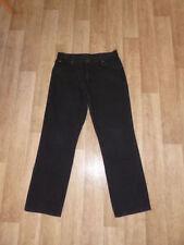 Wrangler Herren-Straight-Cut-Jeans niedriger Hosengröße W36 (en)