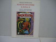 Martin Mystère e zona X Paolo Caporaletti Alessandro Tesauro Editore (23)