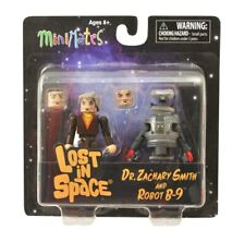 Lost in Space Dr. Smith & B9 Minimates 2-Pack