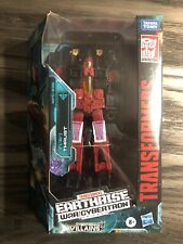 Transformers Earthrise WFC Thrust Target Exclusive voyager seeker In Hand NEW