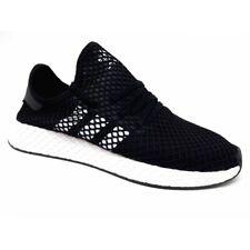 Adidas Deerupt Runner BD7890 mesh nero scarpe running uomo