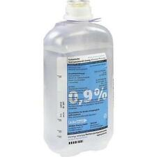 KOCHSALZLÖSUNG 0,9% AlleMan Plastikfl. 500 ml PZN 7463039