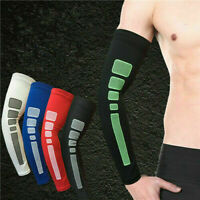 Basketball Sport Arm support breathable Brace Shooting Sleeve Band Protector hot