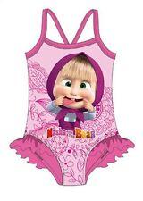 Maillots de bain rose pour fille de 6 à 7 ans