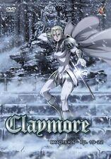 ++ Claymore Vol.5 - Chapter 5  - Episoden 19-22 - DVD - NEU TOP !++