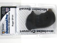 Pachmayr Black Diamond Pro Custom Fit Pistol Grip For Ruger SP101 02483