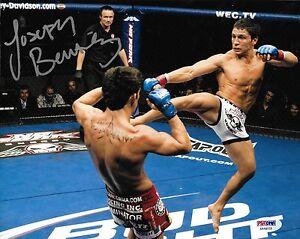 Joseph Benavidez Signed UFC 8x10 Photo PSA/DNA COA WEC Picture vs Dominick Cruz