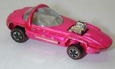 Redline Hotwheels Hot Pink 1968 Silhouette oc10989