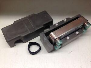 Plattenwärmetauscher wie SWEP B5 Womo Aufbauheizung, Systemtrennung, Würzekühler