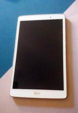 "LG G Pad X 8.0"" V521 16GB Wi-Fi + 4G LTE Tablet (T-Mobile) - White/Gold"