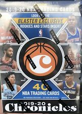 2019-2020 Panini Chronicles NBA Basketball New Unopened Zion