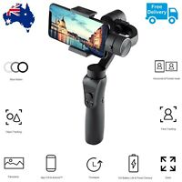 Gimbal Stabilizer 3-Axis Smartphone Handheld Portable Selfie Vlog Video iOS Andr