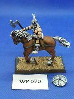 Warhammer Fantasy - Chaos Marauder Horseman Well Painted - WF375