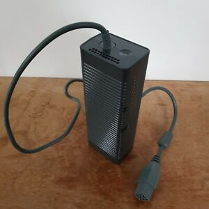 Microsoft Xbox 360 Grey Power Supply Brick Cable Only Tested Fully Working