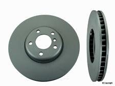 Disc Brake Rotor-Zimmermann Front Left WD Express 405 06137 398