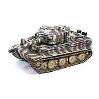 Torro 1 16 RC Tiger I Exécution tardive IR avec Paroi Inférieure en Métal