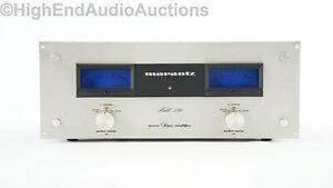 Marantz Model 250 Stereo Power Amplfier - 125 Watts/CH - Vintage Classic