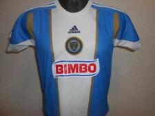NEW Mended MLS Philadelphia Union Kids Size Large L Adidas Jersey