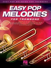 Easy Pop Melodies for Trombone (Paperback or Softback)