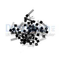 BC549C Transistor TO92 30V General Purpose NPN Pack of 50 - UK Stock