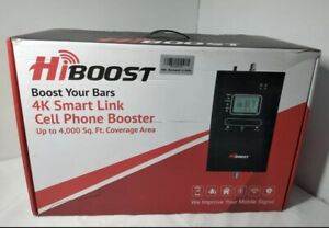 HiBoost Cell Phone Signal Booster for Home F10G53BTW
