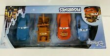 Disney Birthday Cake Toppers Cars Manor Finn Mcqueen Sally 4 Pack  - B1