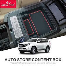 for toyota Land Cruiser Prado 2014-2016 Car central armrest box storage box ABS