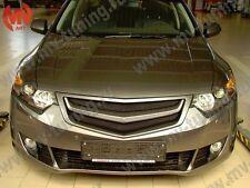 MV-Tuning Front Grill Sport + Strap Honda Accord 8 VIII / Acura TSX CU 2008-2010