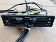 Porshe 911 S SC EARLY VENTILATION HEATER CONTROL SWITH UNIT 9136741117