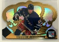 1997-98 Wayne Gretzky Pacific Crown Royale New York Rangers #84 Legend