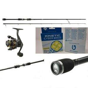Westin Finesse T&C Fishing Rod And Reel Combo! Trout Perch Rods