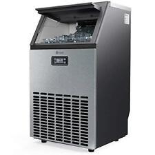 Vremi Classe comercial Ice Maker 100 Libras/churrasqueira portátil Balcão embutido