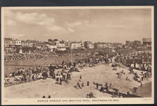 Essex Postcard - Marine Parade and Boating Pool, Southend-On-Sea  RS5873