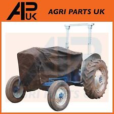 Fordson Dexta Major Super Power Tractor Bonnet Seat Storage Cover Canvas Sheet