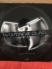 """Wu-Tang Clan - Gravel pit 12"""" Picture Disc RARE!"""