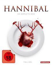 Hannibal - Staffel 1+2+3 / Die Komplette Serie # 9-BLU-RAY-NEU
