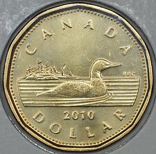 CANADA 1$ Dollar 2010 L in MS