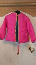 Girl's Reversible Pacific Trail Coat New Medium (5-6)