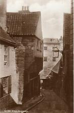 Old Street (B) St Peter Port Guernsey unused RP old pc