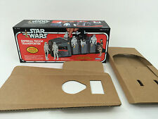 brand new imperial troop transport box + inserts