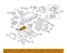 BMW OEM 06-10 M5 Stereo Audio Radio-Cd Changer Bracket 65126909318