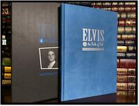 Elvis Birth Of Rock ✎SIGNED✎ New Blue Suede Bound Hardback Genesis Publications
