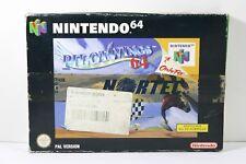 NINTENDO 64 N64 1996 PILOT WINGS RARE GAME PILOTWINGS PAL VERSION