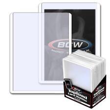 Nuevo 15 PK Bcw 3.5 X 5 soportes de carga superior Impresión Fotográfica//tarjeta de índice toploaders