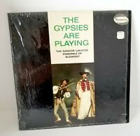 The Gypsies Are Playing LP Sandor Lakatos Ensemble of Budapest Westminster vg++