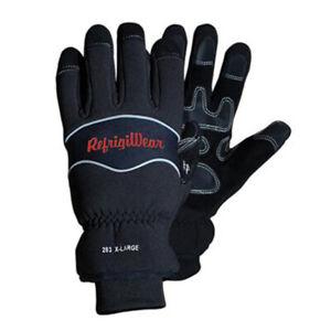 RefrigiWear Insulated Freezer Gloves w/Grip Palm & Impact Protection 283 XL New