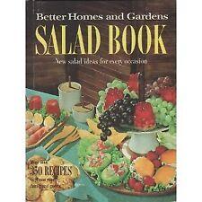 B000F3O8BO Better Homes And Gardens Salad Book.