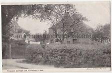 Pleasant Cottage off Harlesden Lane, London Postcard B778