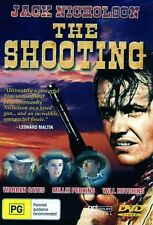 The SHOOTING Jack NICHOLSON Millie PERKINS Warren OATES Classic Western Film DVD