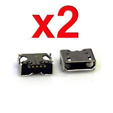 2X LG LS696 US730 P870 D500 VS930 D500 USB Charger Charging Port Dock Connector